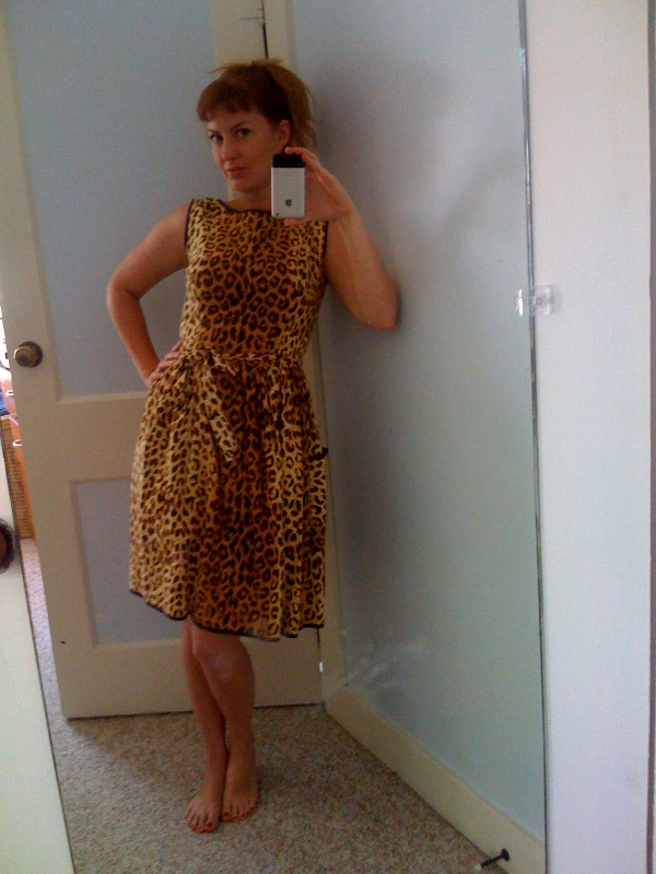 Leoparddress