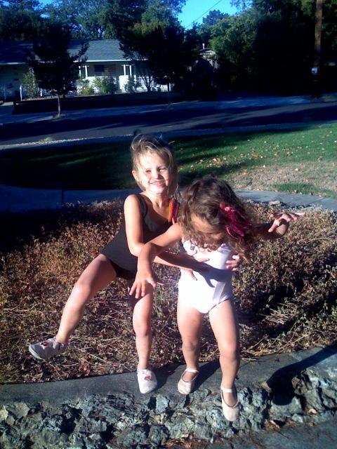 Ballerina Girls